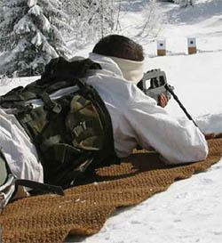 Challenge Hivernale des Troupes de Montagne 12 et 13 février à La Féclaz - Savoie Grand Revard