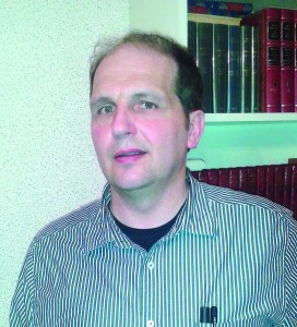 Hervé JOUBERT  Directeur des Infrastructures industrielles chez VOLVO CEX Pilote de la Commission Transport
