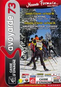 La Savoyarde 73 Caisse d'Epargne Samedi 15 et dimanche 16 février 2014 – Le Féclaz – Savoie Grand Revard