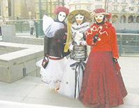 Carnaval ballad et vous