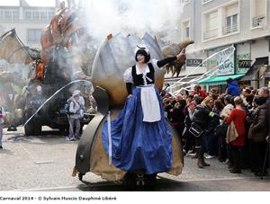 Carnaval de chambéry ballad et vous
