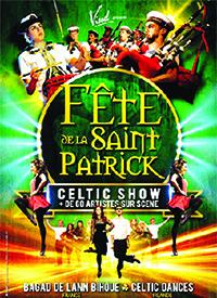 FETE DE LA ST PATRICK CELTIC ballad et vous TEXTE