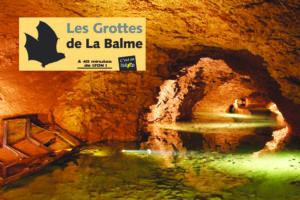 © Les Grottes de La Balme