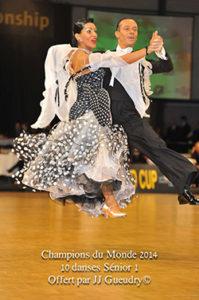 Rodrigue Vieux et Adriana Téoli