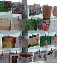 bugey expo dessin enfants ballad et vous