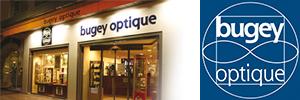 logo et magasin bugey optique belley