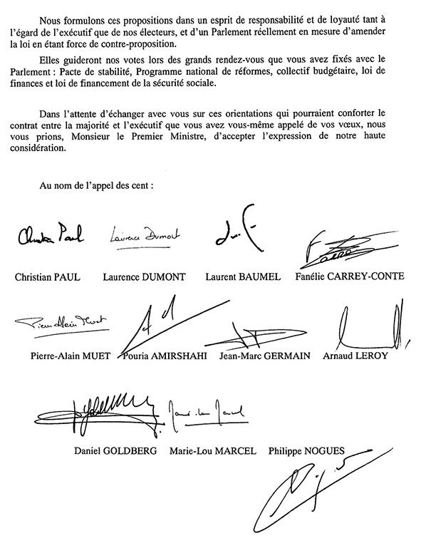 ANNE Lettre au Premier Ministre-3 BALLAD ET VOUS