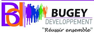 Logo Bugey Developpement ballad et vous