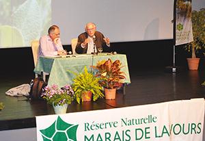 Francis Hallé et Denis Cheissoux