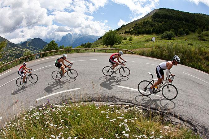 Triathlon de l'Alpe d'Huez ballad et vous