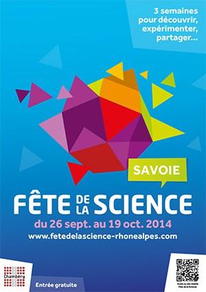 Chambéry fête de la science ballad et vous