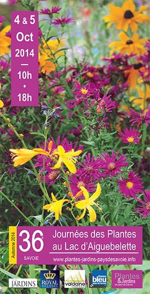 Flyer journée des plantes ballad et vous