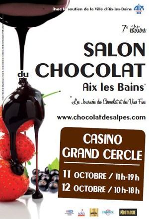 Salon du chocolat Aix-les-Bains ballad et vous
