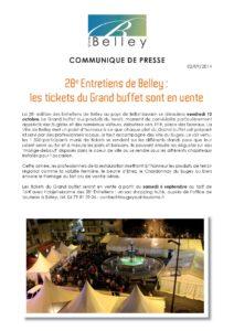 ballad et vous Communiqué de presse - 28e Entretiens de Belley 1_Page_1