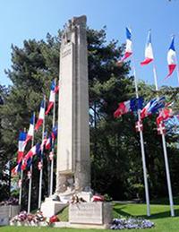 Chambéry Les monuments aux morts ballad et vous