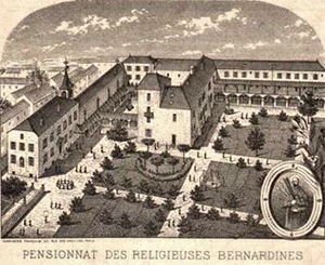 Belley conf rence les bernardines de belley du xix au for Avis maison saint anthelme belley