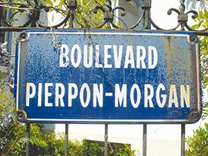 Panneau boulevard pierpon-morgan ballad et vous