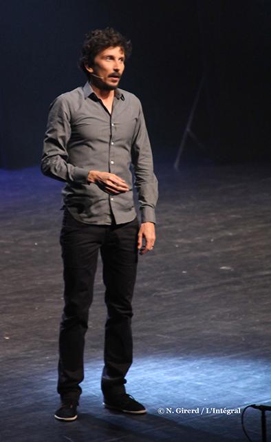 Arnaud Tsamère Belley spectacle L'Intégral ballad et vous