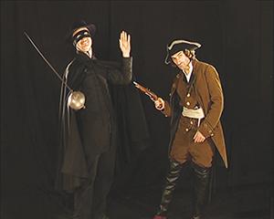 Zorro et Mandrin