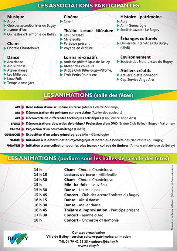Programme 2 Journee des associations culturelles 2015 ballad et vous-1