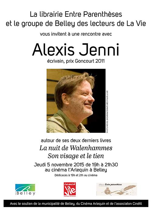 Alexis Jenni ballad et vous