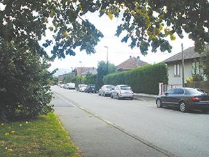 Rue Pauline Borghèse
