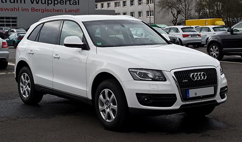 Audi_Q5_2.0_TDI_quattro_–_Frontansicht,_18._März_2012,_Wuppertal europe trading car ballad et vous
