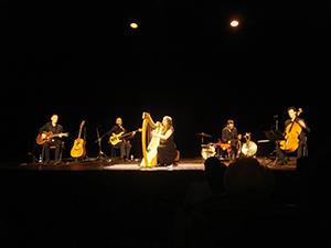 Concert Cécil Corbel ballad et vous
