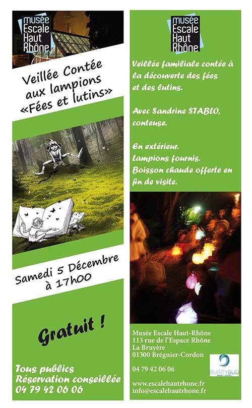 Musée Escale Haut Rhône ballad et vous