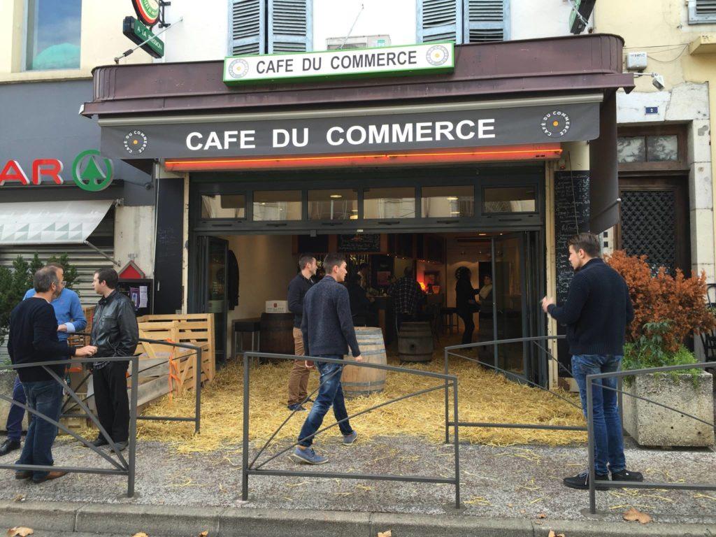 café du commerce belley beaujolais ballad et vous