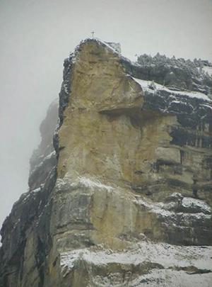 Le Mont Granier après éboulement ballad et vous
