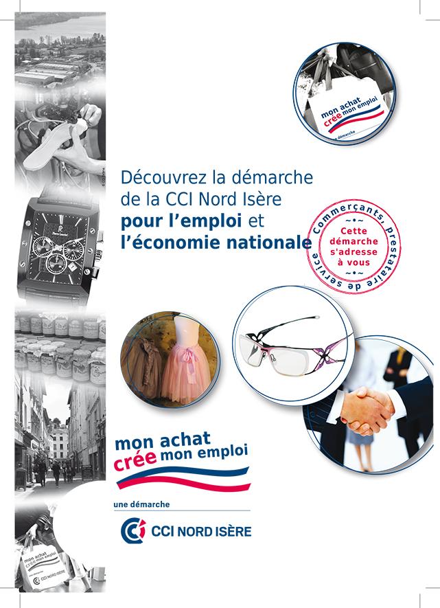 CCI Nord Isère pour l'emploi et l'économie nationale ballad et vous-1