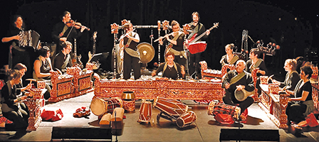 Compagnie KOTEKAN en concert ballad et vous