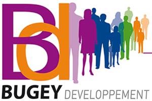 Logo Bugey Développement ballad et vous