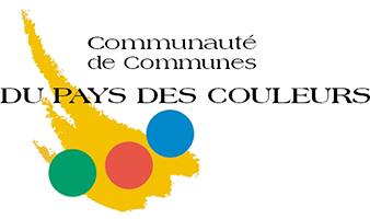 Logo Communauté de Communes du Pays des Couleurs ballad et vous