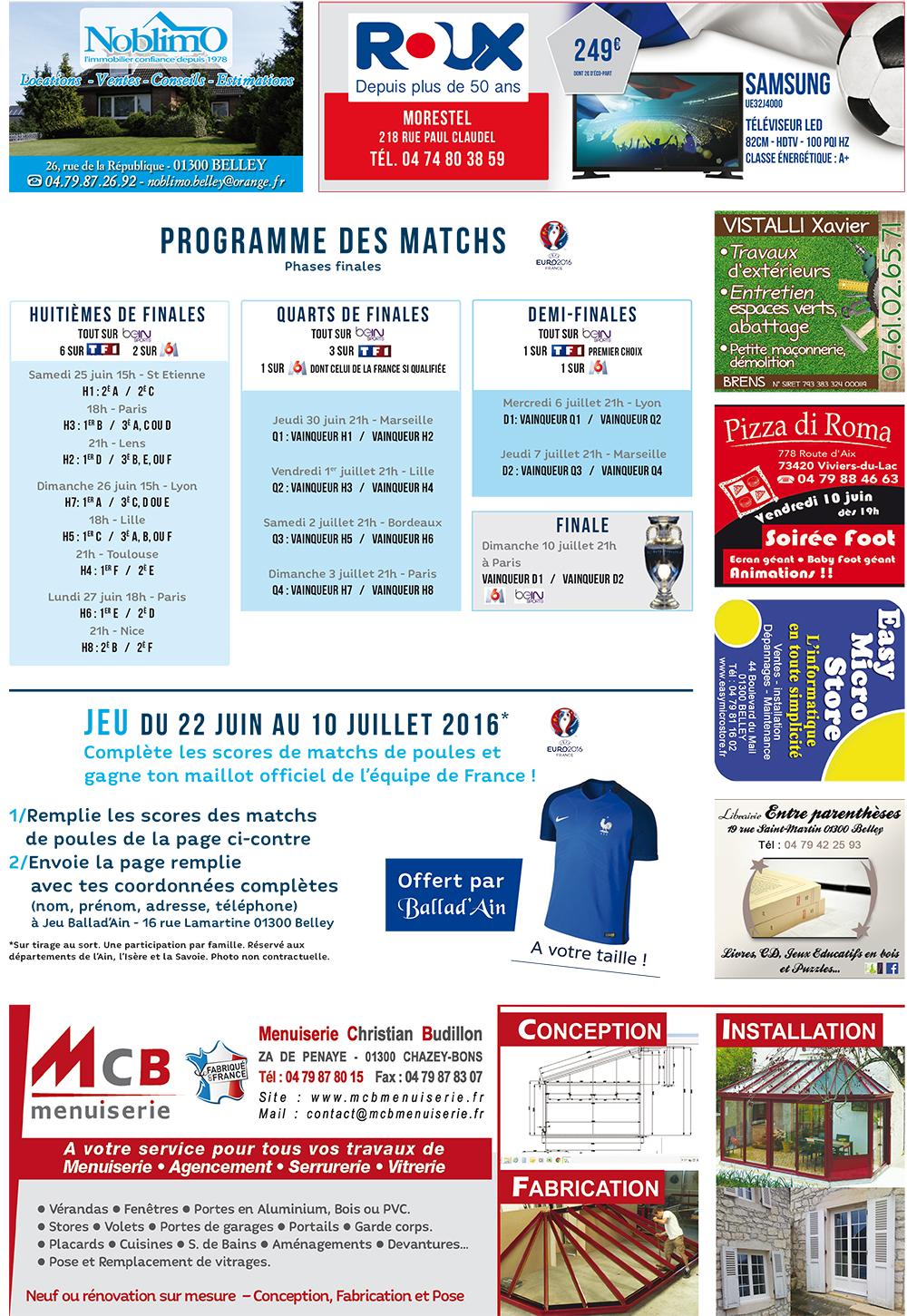 Page Euro 11ball137 ballad et vous