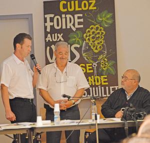 Foire aux vins de Culoz 2 ballad et vous