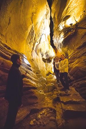 Site Historique des Grottes de St Christophe ballad et vous