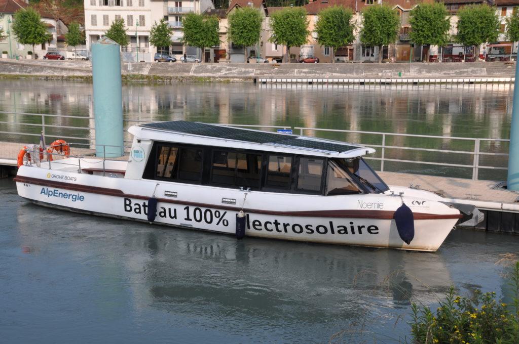 festi rhone 2016 bateau electrique ballad et vous