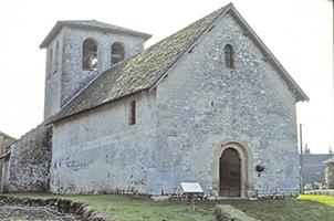 l'église de Saint-Didier d'Aoste ballad et vous
