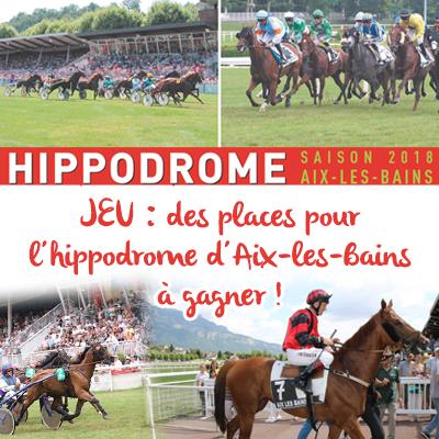 Image page accueil Jeu hippodrome