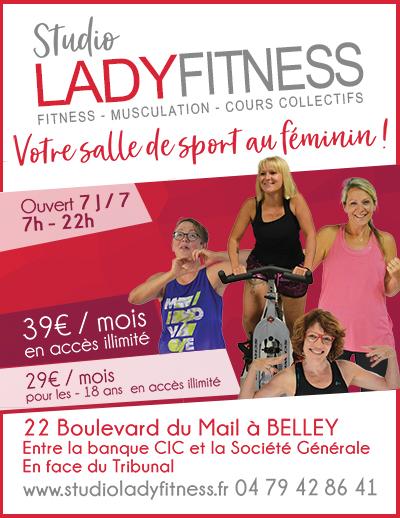 Belley Votre Salle De Sport Au Feminin Ballad Et Vous