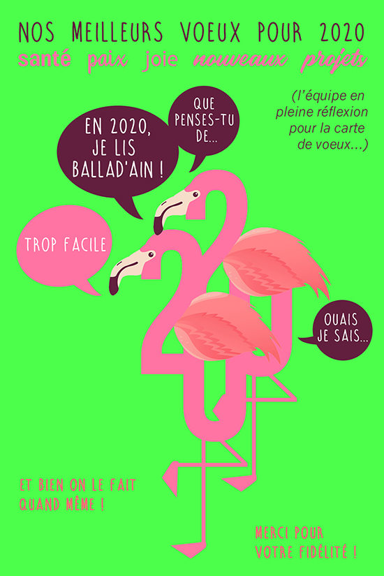 carte voeux Ballad'Ain 2020 site
